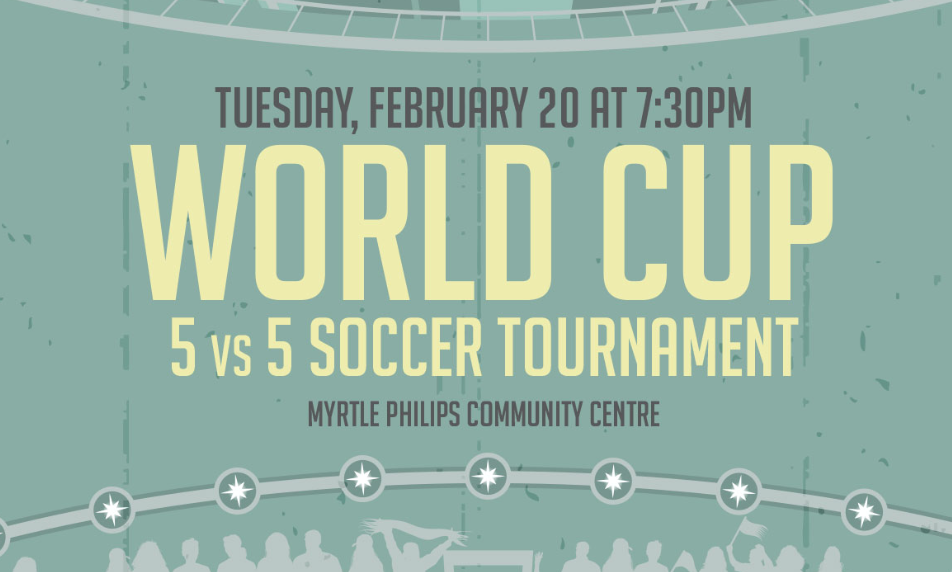 World Cup 5 vs 5 Soccer Tournament